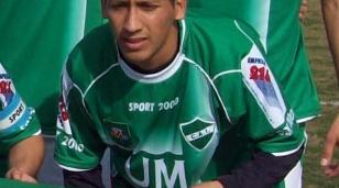 Un ex jugador de Ituzaingó en la copa Libertadores de América