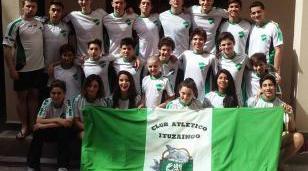 Ituzaingó obtuvo 17 medallas en un torneo provincial