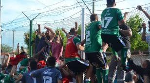 El Verde ganó 2 a 0 contra Centro Español