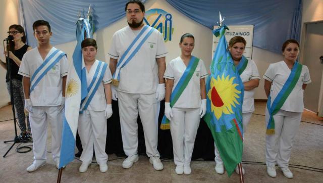 Egresaron 32 alumnos de la escuela de enfermería Municipal