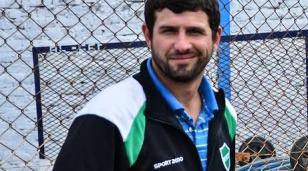 Diego Ayora, el nuevo DT del Club Atlético Ituzaingó