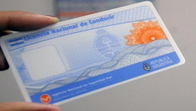 Están suspendidos los trámites de licencias de conducir