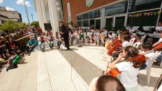La Orquesta Infato Juvenil de Ituzaingó sigue sumando integrantes