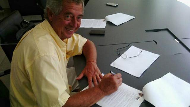 El CAI firmó convenio con Boca Juniors