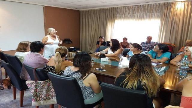 Las trabajadoras Municipales adhieren al paro internacional de mujeres