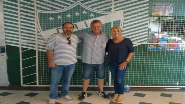 La diputada Claudia Rucci visitó al CAI