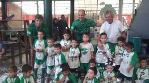 Ituzaingó doble campeón en infantiles