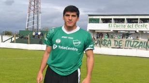 Bruno Volpi: el jugador del CAI llegó a los 50 partidos