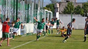 El Verde derrotó a Yupanqui por 2 a 0