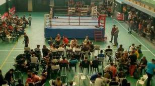 Boxeo en el CAI