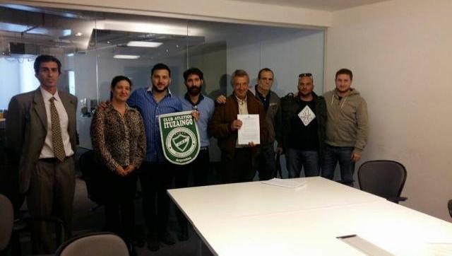 El CAI recibió más de ocho hectáreas del Asilo Martín Rodríguez