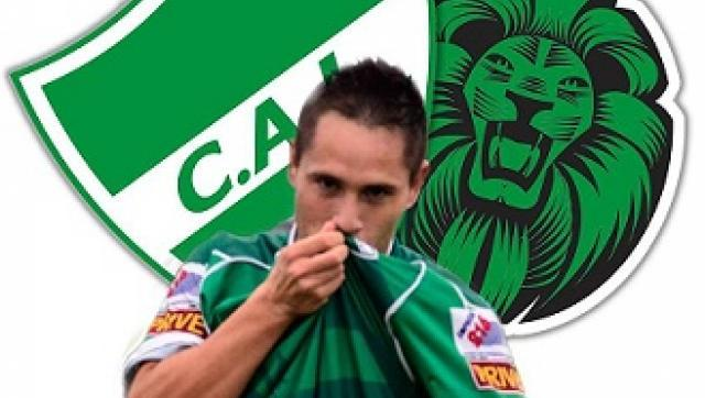 Matías Nicolás Vallejos sumó 150 partidos defendiendo los colores del Verde