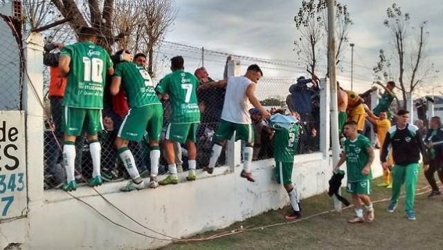 Ituzaingó obtuvo el séptimo ascenso en su historia