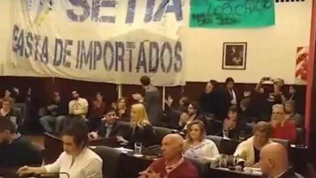 Pese al rechazo del PRO, se declaró la emergencia productiva y comercial de Morón