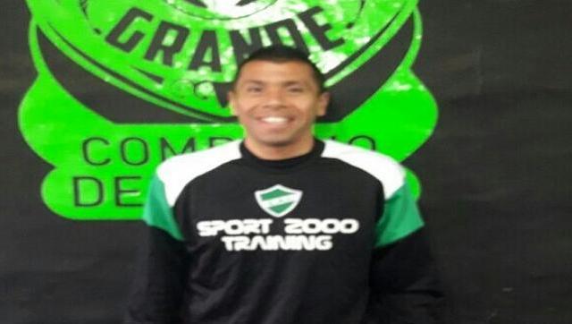 Héctor Federico Carballo: Uno de los nuevos jugadores de Ituzaingó
