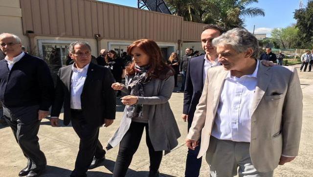 Cristina estuvo en Ituzaingó con empresarios PyMEs y comerciantes