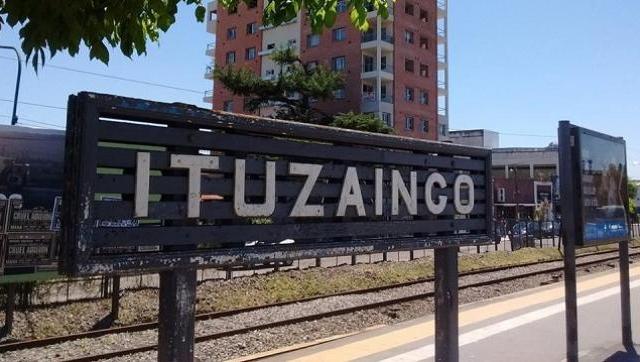 Está próxima la demolición de la estación de Ituzaingó