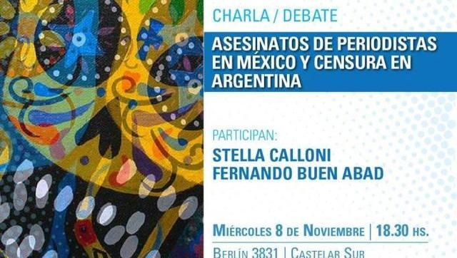 La situación del periodismo: charla debate este miércoles en Castelar