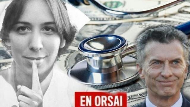Médicos bonaerenses paran y marchan contra