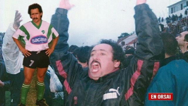 Hoy recordamos al gran jugador Víctor Hugo Benítez