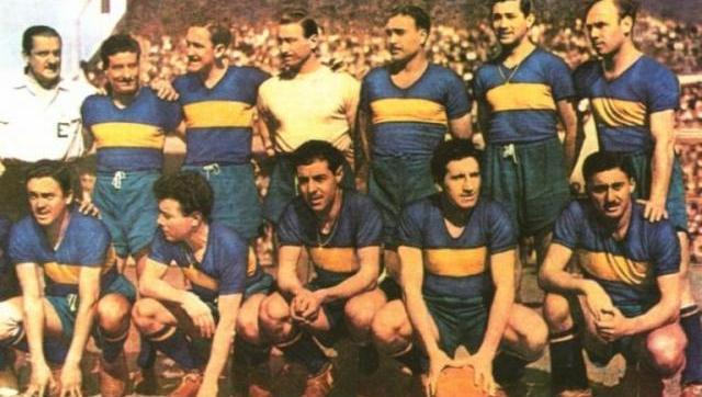 La gloria del fútbol y el tango que jugó en Ituzaingó