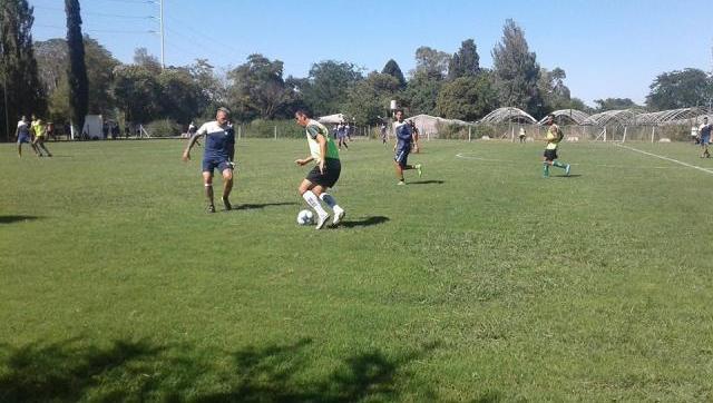 El atlético invicto en los tres partidos de preparación