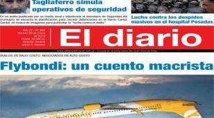 El diario N° 853