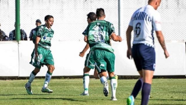 Sorpresivo empate ante uno de los colistas Sportivo Barracas de pobre actualidad