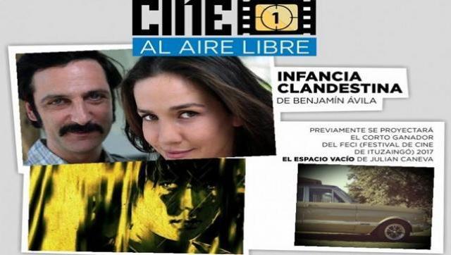El 24 de Marzo se proyectarán dos películas sobre la dictadura en la plaza San Martín