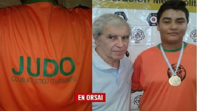 El C.A.I. participo del campeonato abierto de judo de la Ciudad de Buenos Aires