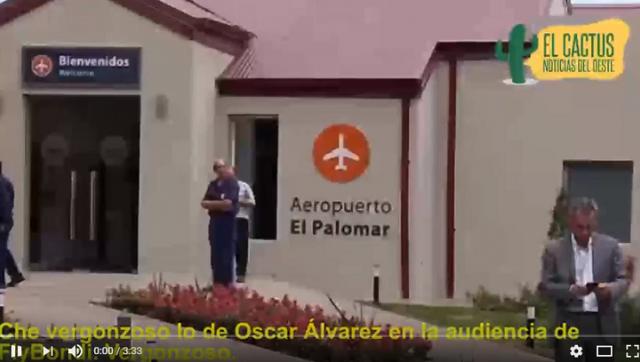 El audio que complica al macrismo en el caso del Aeropuerto de El Palomar