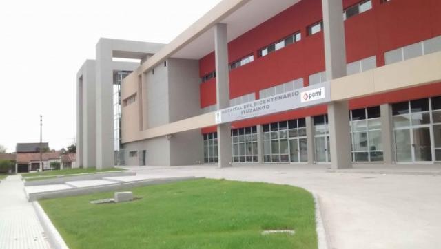 Vidal escuchó a Descalzo por la situación del Hospital del Bicentenario en Ituzaingó