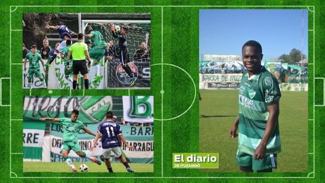 Ituzaingó ganó su primer partido del torneo