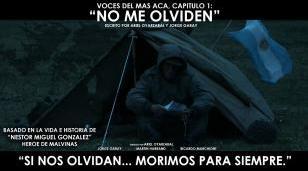 """Se presentará el cortometraje """"No Me Olviden"""" en Ituzaingó"""