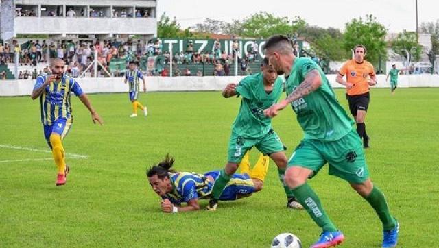 Ituzaingó mostró signos de vida y mereció el triunfo