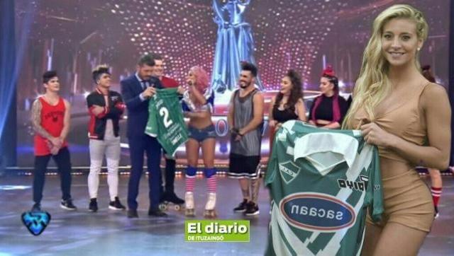 Sol Pérez habló sobre su relación cercana y afectiva con el Club Atlético Ituzaingó