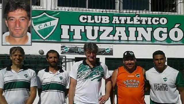 ¿Quién es Marcelo Luis Álvarez, el nuevo D.T. de Ituzaingó?