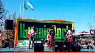 Tardes de rock en la plaza 20 de febrero