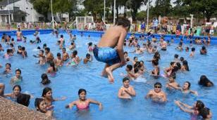 Gran asistencia a las colonias de verano para niños, niñas y adolescentes