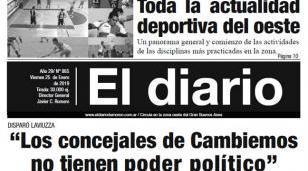 El diario 865