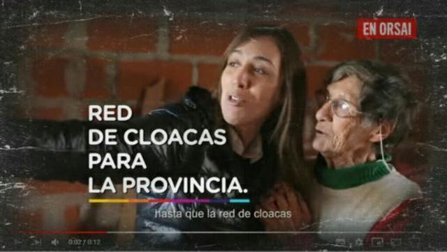 El INDEC desmintió el relato de Macri y Vidal: no crece la cantidad de hogares con cloacas