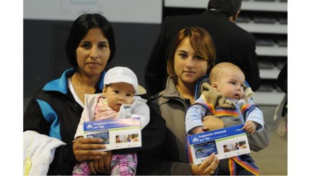 Datos de la ANSeS hoy: cuántos hijos tienen los que cobran la Asignación Universal