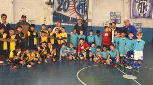 "Se realizó la primera jornada del programa ""Ligas Deportivas Comunitarias"""
