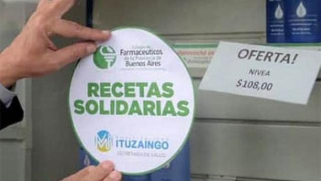 Vecinos sin cobertura médica accederán a medicamentos con descuentos