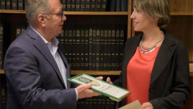 Lorena Braña asumió como nueva consejera de familia de Ituzaingó