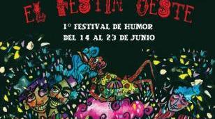 "Llega a Ituzaingó ""El Festín Oeste"", 1° Festival de humor en zona Oeste"
