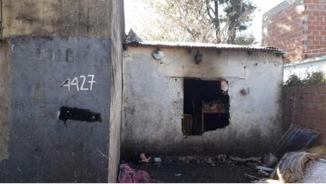 ITUZAINGÓ: Voraz incendio, murieron tres niños carbonizados