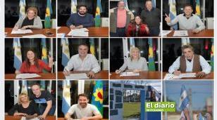 El Frente de Todos confirmó la lista de concejales que acompañará a descalzo