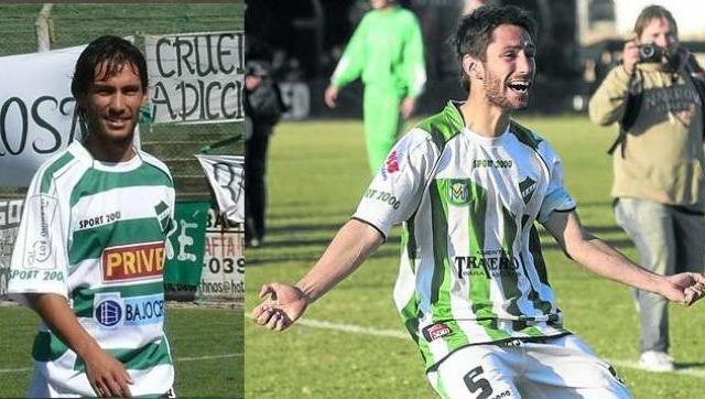"""OSCAR """"EL WITY"""" IBÁÑEZ  El gran capitán que ningún hincha del verde podrá olvidar"""