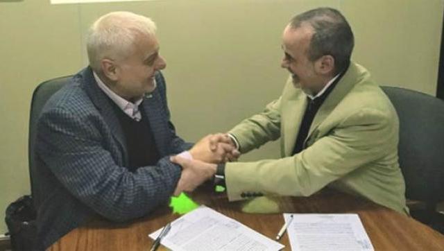 Convenio de cooperación entre la UAI y el Rotary Club de Ituzaingó